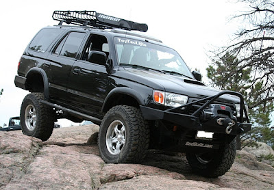 1999 Toyota 4runner Review & Owners Manual
