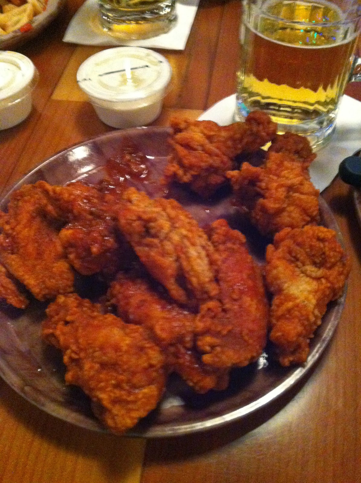 Hooters naked wings
