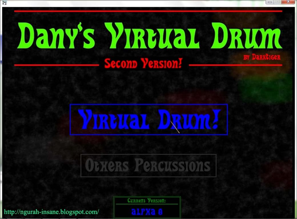 screenshoot dany virtual drum1