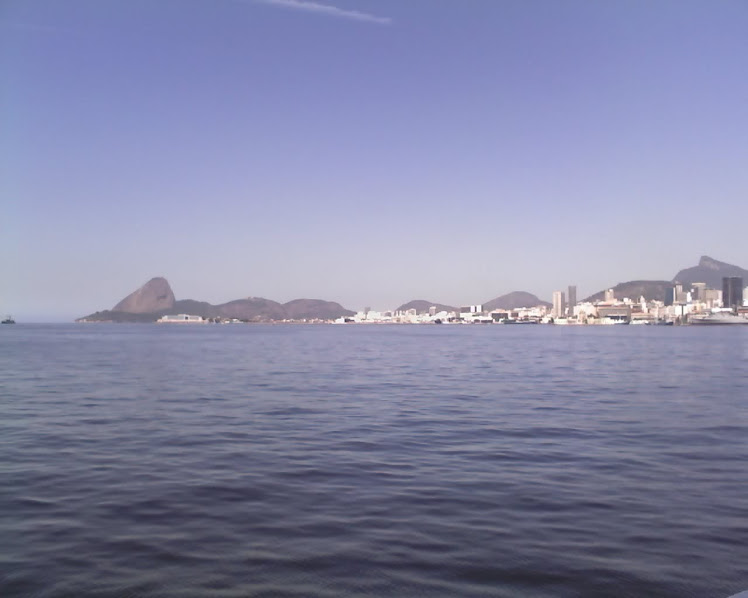 VISTA BAIA DE GUANABARA