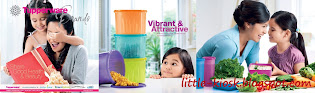 Not to be missed! Get your Tupperware here!