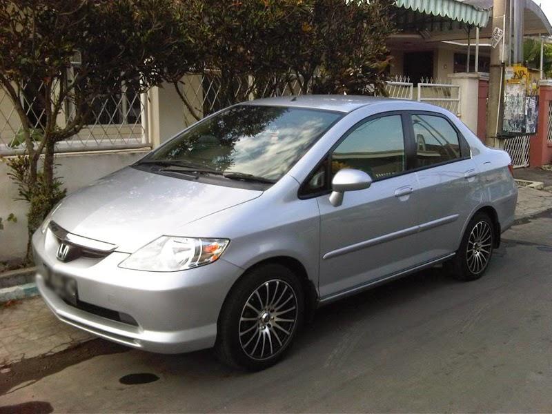 Modifikasi Mobil Honda City 2004