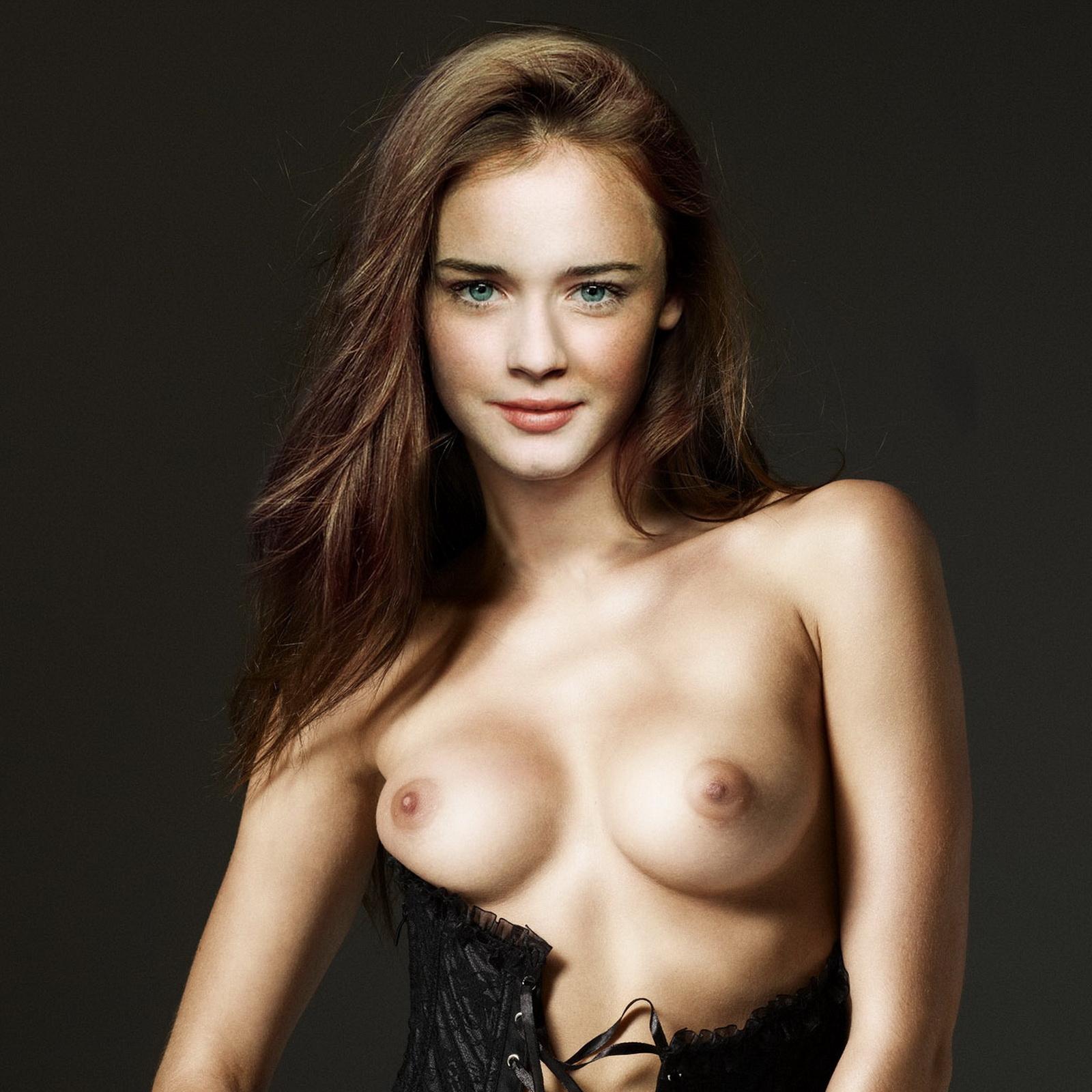 Alexis bledel gilmore girls nude
