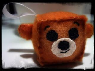 Cube Bear B4Astudios.com