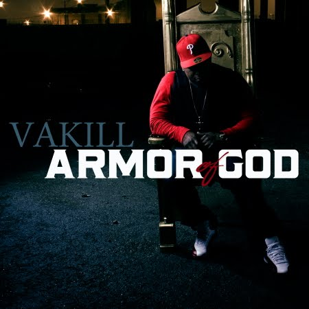 armor of god image. Vakill-Armor of God cover