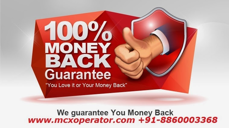 Money Back Guaranteed Commodity Trading Intraday Calls