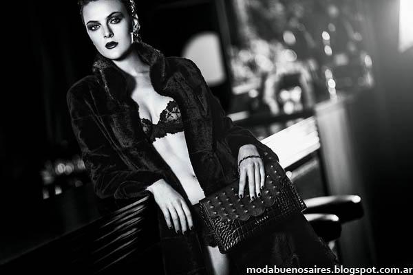 Lazaro cartera invierno 2013 moda argentina