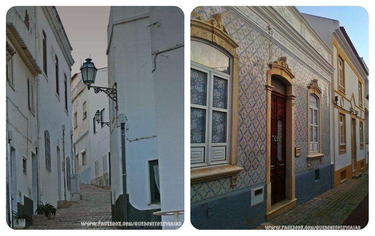 Calles de Albufeira