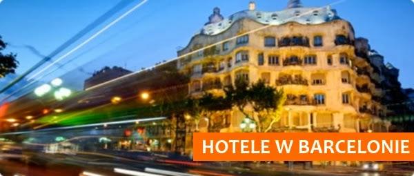 Barcelona Hotele