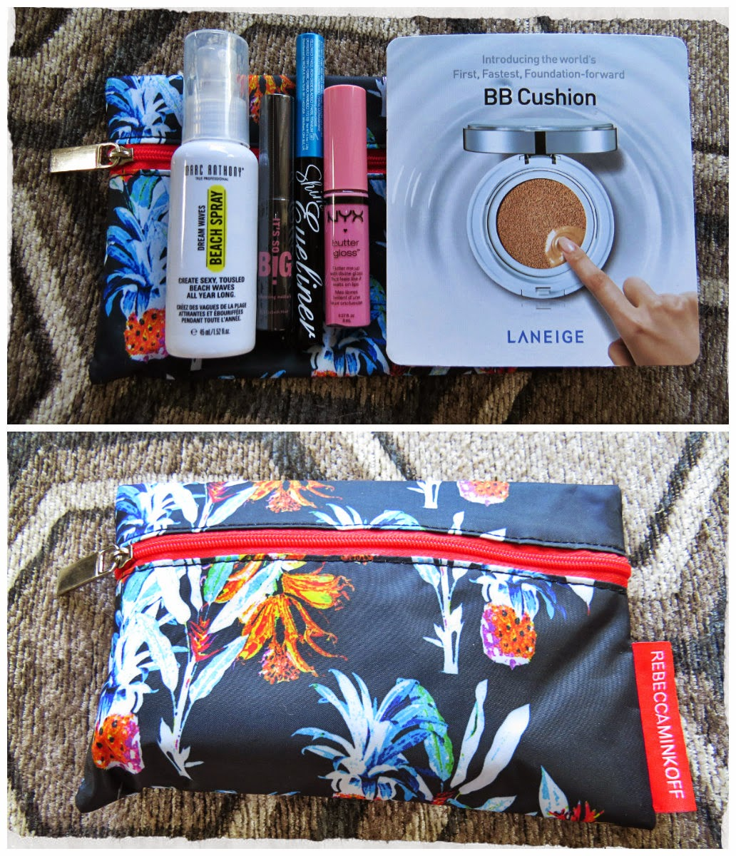 June 2014 Ipsy Glam Bag