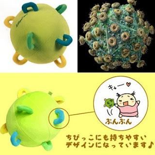 Virus -inofensivo- para niños