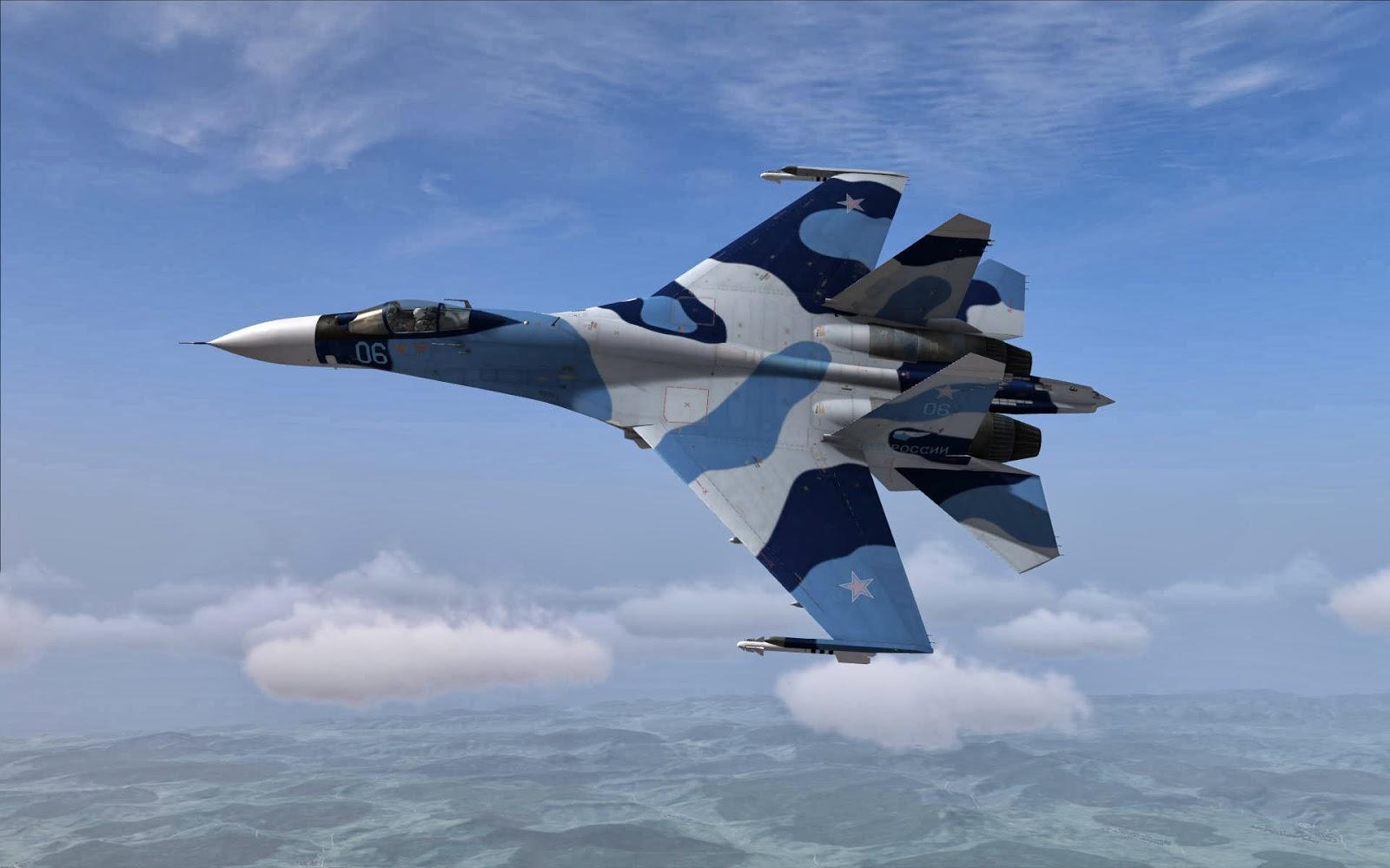 ... pesawat tempur su 27 flanker gambar pesawat tempur su 27 flanker