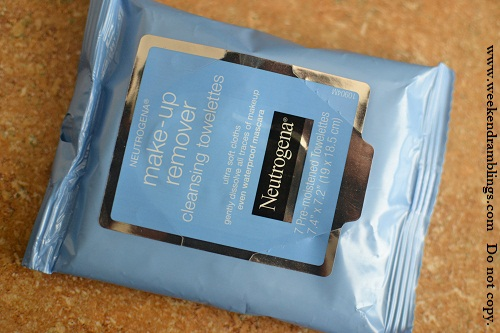 Neutrogena Makeup Remover Cleansing Towelettes Reviews Blog