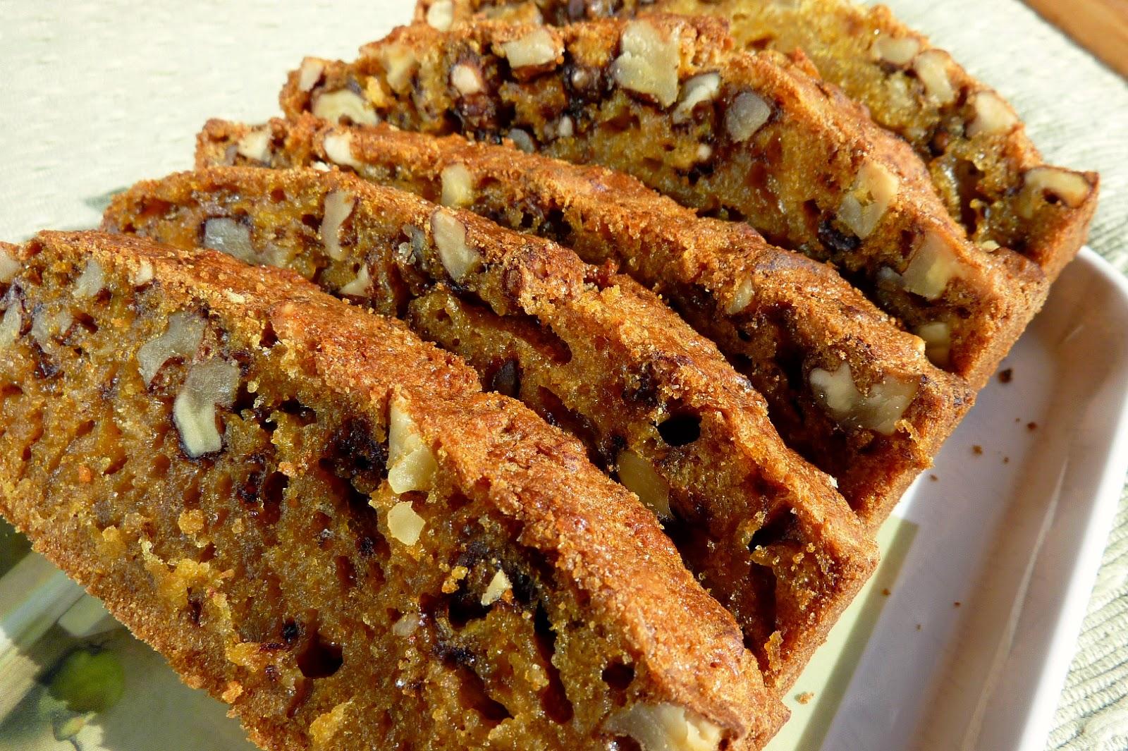 gluten free dairy free pumpkin bread
