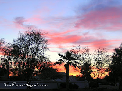 sunrise in glendale, az