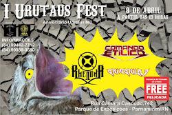 1º URUTAUS FEST