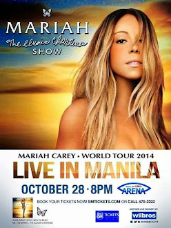 Mariah Carey Live in Manila