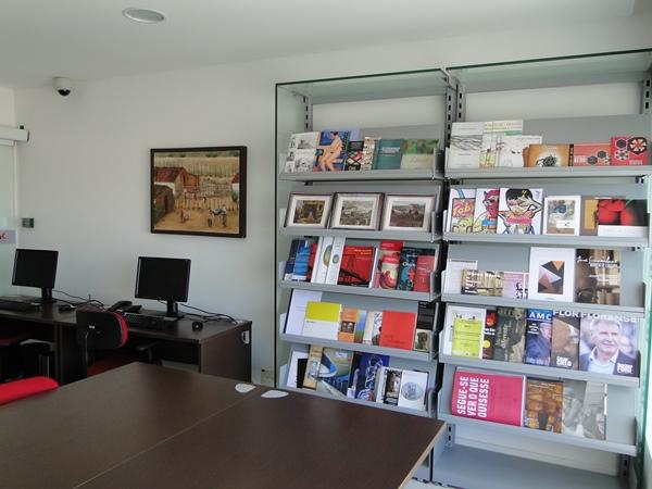 Biblioteca do MAC Campina Grande