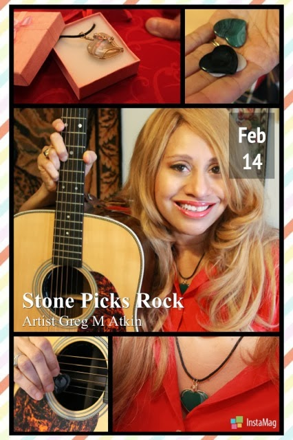 Stone Picks Rock