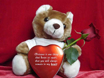 Teddy day SMS and Quotes