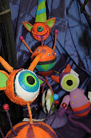 Crazy Halloween Eyeball Decor