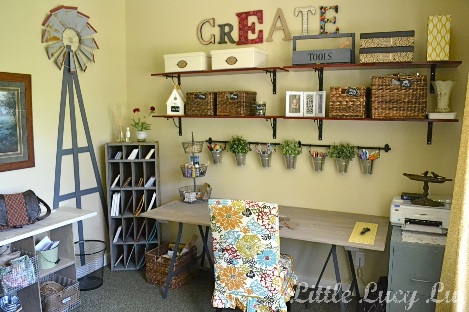 Dorable Office Wall Organization Ideas Illustration - The Wall Art ...