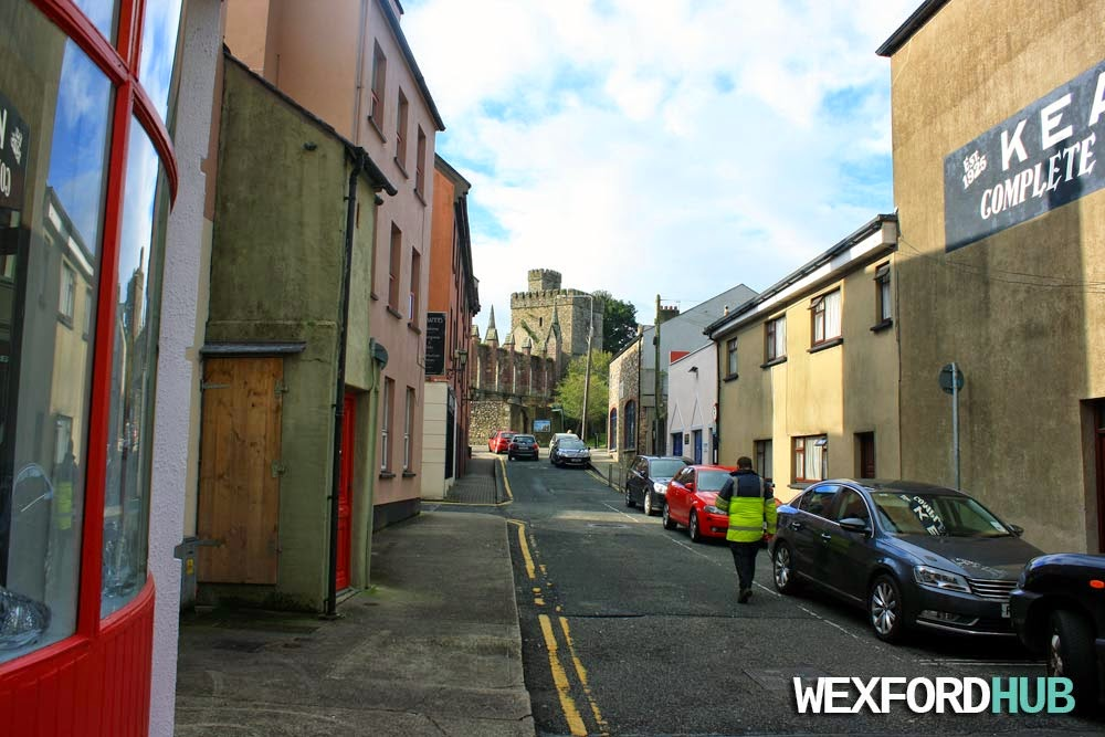 Well Lane, Wexford