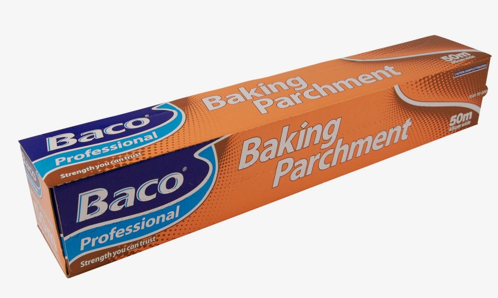 Parchment baking