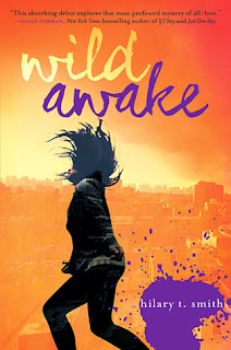book cover of Wild Awake by Hilary T. Smith