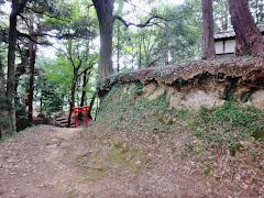 丹後・弓木城(京都府与謝野町)