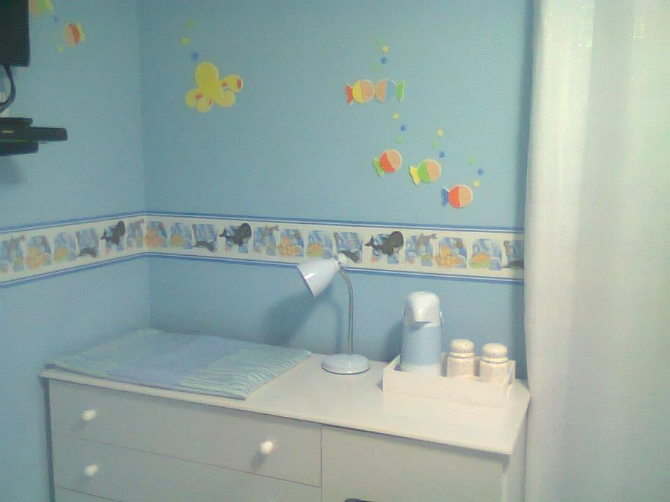 Sonhos de EVA Decoração quarto de Bebê!!!!