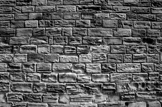 Yorkshire stone, black and white, urban, photography, photo,