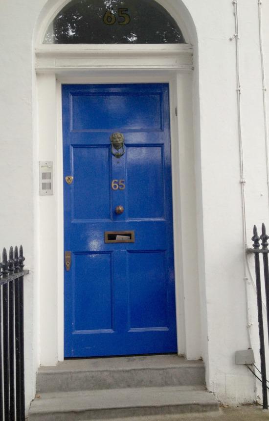 London Doors & urban flip flops: London Doors