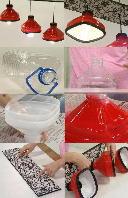 Construccion y manualidades hazlo tu mismo diciembre 2012 - Lamparas de techo hechas en casa ...