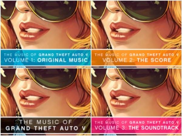 гта 5 саундтреки скачать торрент - фото 5