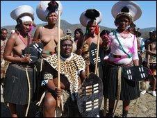 The traditional Zulu ceremonyZulu Culture Marriage