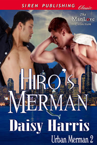 Review: Hiro's Merman by Daisy Harris