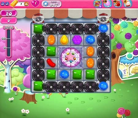 Candy Crush Saga 947