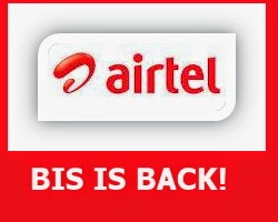 Yes, Airtel BIS Monthly 1+1 Offer is back!