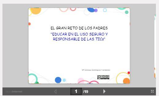 USO SEGUROS DE LAS TICs