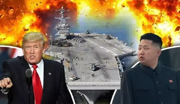 Τι θα συμβεί εάν ο Τραμπ πάει σε πόλεμο με τη Βόρεια Κορέα;