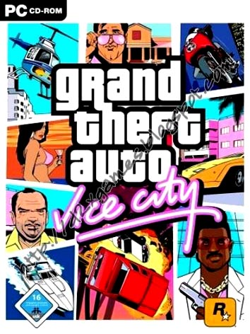 Free Download Games - GTA Vice City