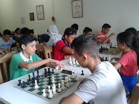 Mérida dividió honores con Trujillo en nacional de ajedrez