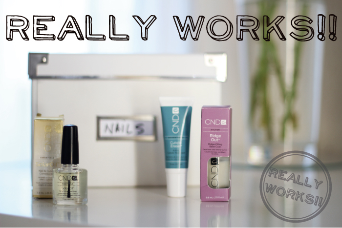 Really Works, My Showroom, Rigde Out, CND, Cuticle eraser, Solar Oil, Nails,