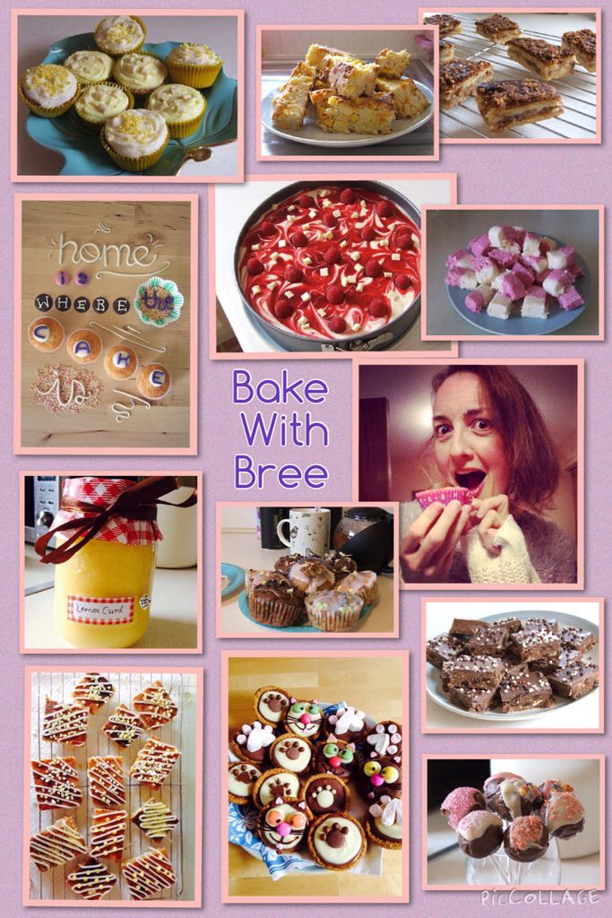 Bake With Bree Blog