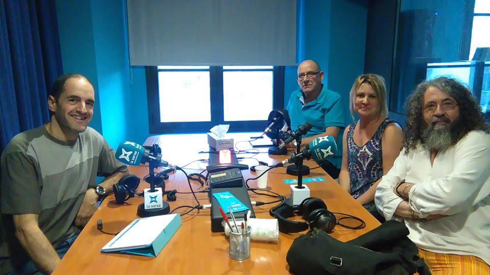 Entrevista a Ràdio Arbúcies/Amics i Residents