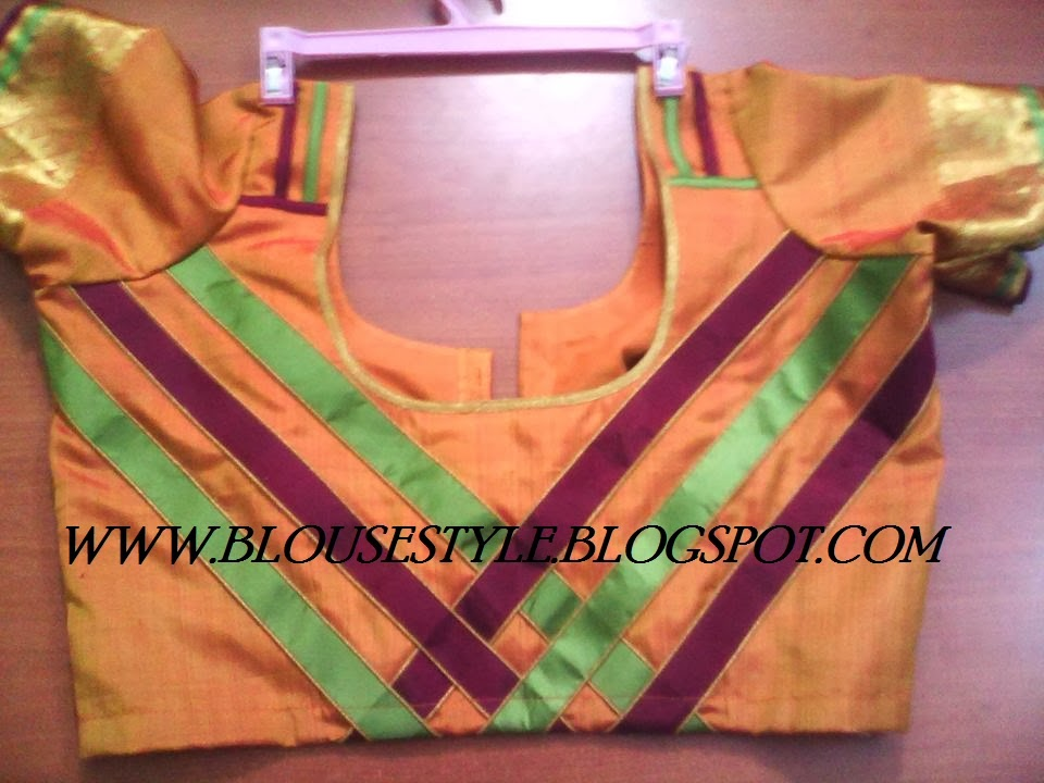 NEW MODEL CREATIVE COLLECTIONS YELLOW BLOUSE