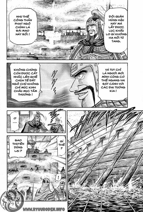 Chú bé rồng-Ryuuroden chap 37 Trang 9 - Mangak.info