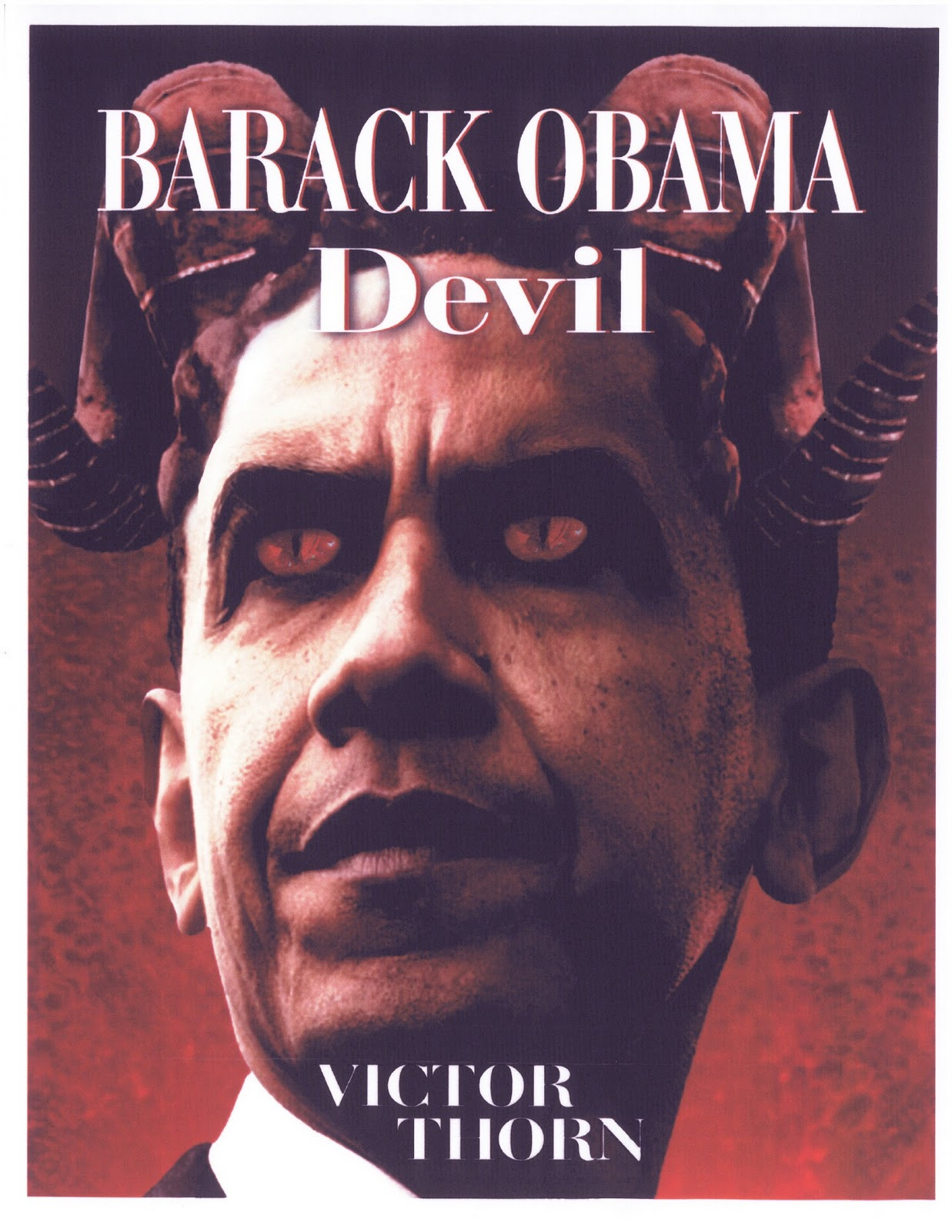 obama devil and hell