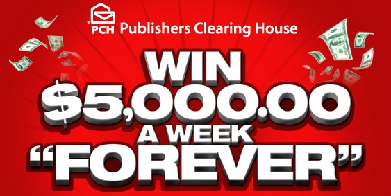 Publishers Clearing House Sweepstakes PCH